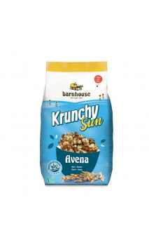 Krunchy Sun Avoine Bio - Barnhouse - 375 g