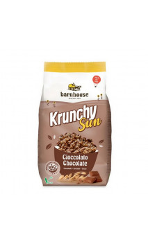 Krunchy Sun Chocolat Bio - Barnhouse - 375 g
