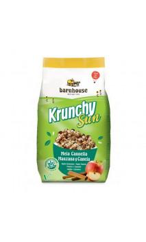 Krunchy Sun Pomme Cannelle Bio - Barnhouse - 375 g