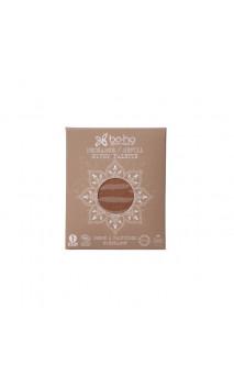 Recarga sombra de ojos ecológica nacarada 285 Cuivre - BoHo Green Cosmetics - 1,8 g.