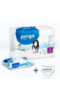 Pack descubrimiento Talla 1 - Pingo