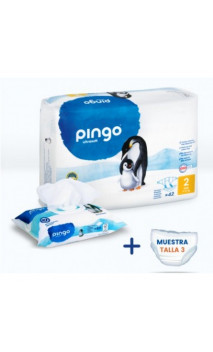 Pack descubrimiento Talla 2 - Pingo