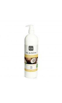 Gel de ducha ecológico Exótico - Vainilla & Coco bio - Naturabio cosmetics - 740 ml.