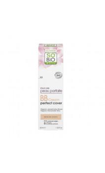 BB Cream BIO Perfect Cover Medium - FPS 10 - SO'BiO étic - 40 ml.