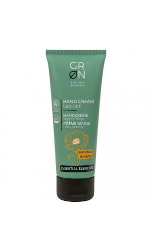 Crème pour les mains bio - Soin Quotidien - GRN Shades of nature - 75 ml.