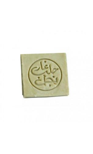 Savon d'Alep naturel miniature pour invités - Najel - 1 unité 20 g.
