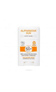 Stick Protector solar natural SPF50+ BLANCO - Alphanova Sun - 12 g
