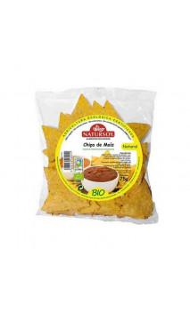 Chips de maíz ecológicos - Natursoy - 75g