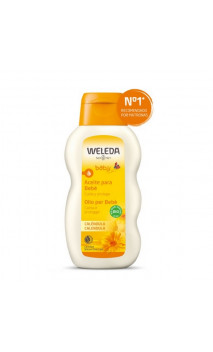 Aceite ecológico de Caléndula - Weleda - 200 ml.