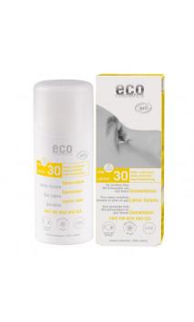 Loción solar ECO SPF 30 Granada y Goji - EcoCosmetics - 100 ml