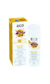 Crema solar ECO Baby & Kids SPF 50+ muy alta protección - Granada y Oliva - EcoCosmetics - 50 ml