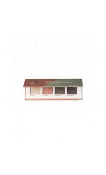 Palette de fards à paupières naturelle - Morning Dew - GRN Shades of nature - 5 g.