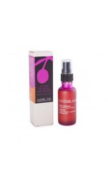 Huile de rose musquée bio Enrichie Sans Perfum (Peau mature) - Matarrania - 30 ml.