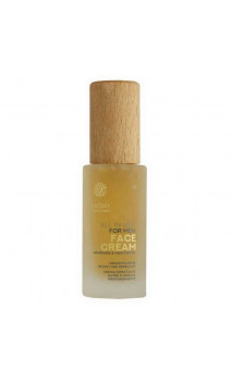 Crème visage bio hydratante homme Tout en Un ( MULTI EFFECT  ALL IN ONE FOR MEN FACE CREAM) - NAOBAY - 50 ml.