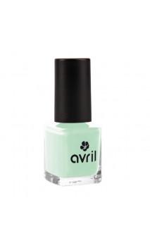 Vernis à ongles naturel - Vert d'eau nº 573 - Avril - 7 ml.