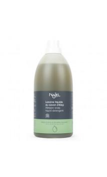 Detergente líquido Natural con jabón de Alepo - Ropa - Sin perfume - Najel - 2 L
