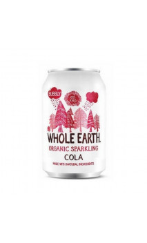 Boisson au Cola Bio - Whole Earth - 330 ml