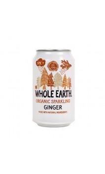 Refresco de Jengibre Bio - Whole Earth - 330 ml