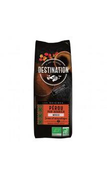 Café Moulu Perou 100% Arabica Bio - Destination - 250g