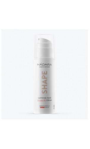 Crème anti-cellulite naturel à la caféine - SHAPE - MÁDARA - 150 ml.