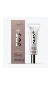 Crème hydratante naturel SOS Hydra-Barrier CICA - MÁDARA - 40 ml.