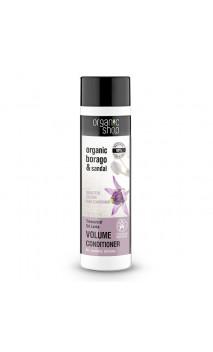 Après-shampoing naturel Volume - Bourrache & Bois de santal- Organic Shop - 280 ml.