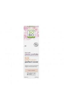 BB Cream ecológica Perfect Cover 01 Light - SO'BiO étic - 40 ml.