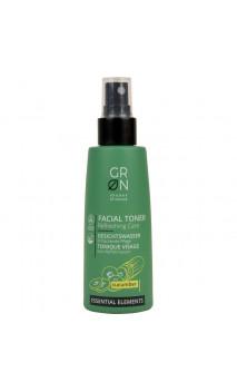 Tónico facial ecológico Refrescante - Pepino - GRN Shades of nature - 75 ml.