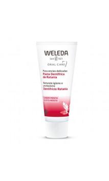 Pasta dentífrica bio de Ratania - Weleda - 75 ml.