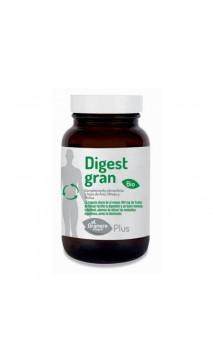 Digestgran - Complemento alimenticio bio Digestivo - El granero integral - 60 cap - 450 mg