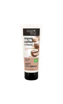 Peeling visage Naturel Doux - Café Matinal - Organic Shop - 75 ml
