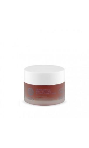 Masque BIO pour le contour des yeux Antifatigue - Effet patch - Natura Sibérica - 50 ml.