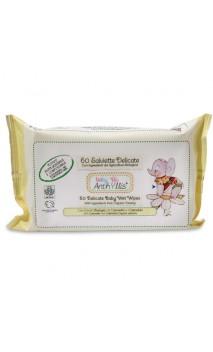 Toallitas delicadas ecológicas - Anthyllis Baby - 60 unidades