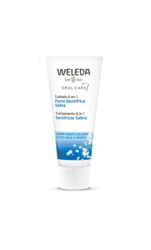 Pasta dentífrica bio de Salina - Weleda - 75 ml.