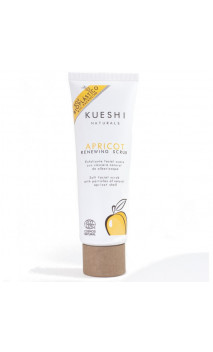 Exfoliante facial natural Renovador - Albaricoque - KUESHI - 75 ml.