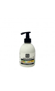 Savon pour les Mains Bio Gingembre & Citron - NaturaBIO Cosmetics - 300 ml.
