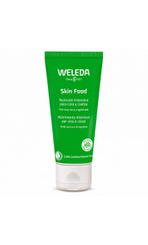 Soin réparateur naturel Skin Food - Peaux très sèches et agressées - Weleda - 75 ml.
