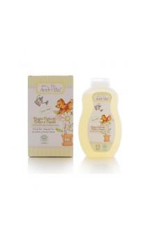 Gel de bain et shampooing doux bio pour enfant - Anthyllis Baby - 400 ml.