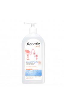Agua limpiadora ecológica para bebé - Aguas Madres Calmantes - Acorelle - 500 ml.