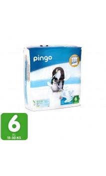 Pañales ecológicos Talla 6 XL 15-30 Kg- 32 unidades - PINGO