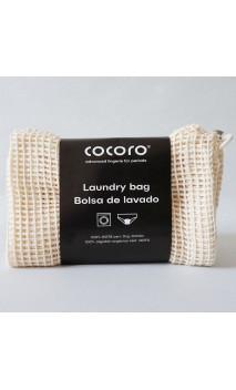 Filet de lavage culottes menstruelles - Coton BIO GOTS  -  Cocoro Intim - 1 unité