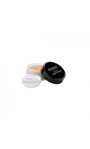 Poudre libre minérale bio Light Sand - Benecos - 10 gr.