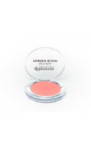 Fard à joues compact bio Sassy Salmon - Benecos - 5,5 gr.