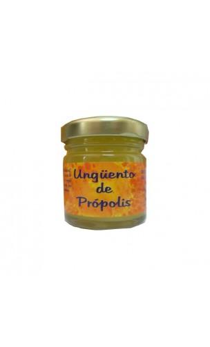 Pommade bio à la propolis - PROPOL-MEL - 30 ml.