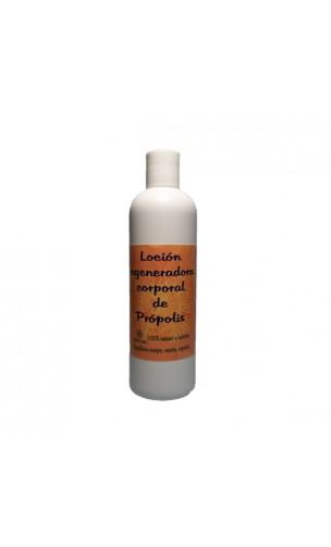 Lotion régénératrice corporelle à la propolis BIO - PROPOL-MEL - 300 ml.