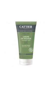 Crema de afeitar ecológica Fine Lame - Cattier - 150 ml.