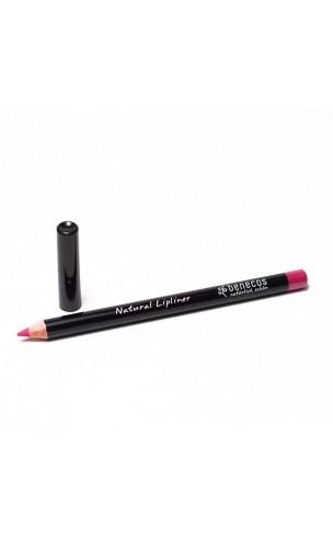 Crayon contour lèvres bio Pink - Benecos - 1,13 gr.