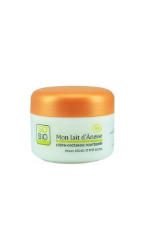 Crema nutritiva ecológica - Mon Lait d'Anesse SO'BiO étic - 50 ml.