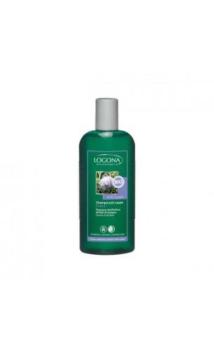 Shampooing antipelliculaire genévrier BIO - LOGONA