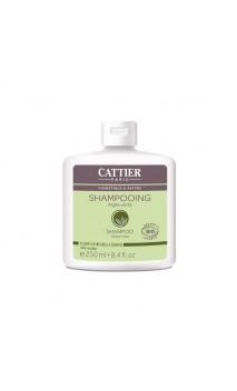 Champú ecológico con arcilla verde para cabello graso  - Cattier - 250 ml.